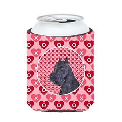 Carolines Treasures SS4523CC Schnauzer Can Or bottle sleeve Hugger