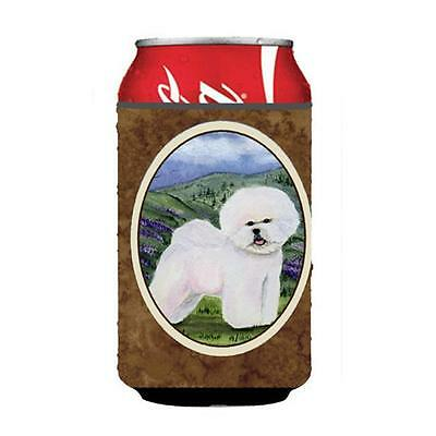 Carolines Treasures SS8025CC Bichon Frise Can Or Bottle Hugger 12 oz.