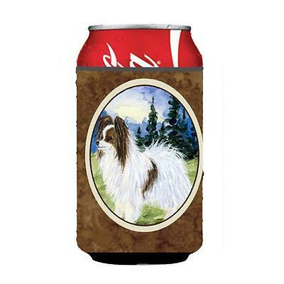 Carolines Treasures SS8975CC Papillon Can Or Bottle Hugger 12 oz.