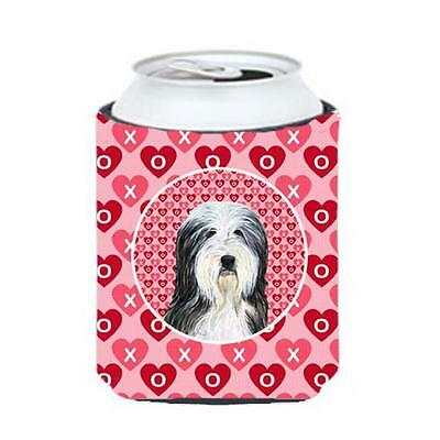 Carolines Treasures SS4497CC Bearded Collie Can Or bottle sleeve Hugger 12 oz.