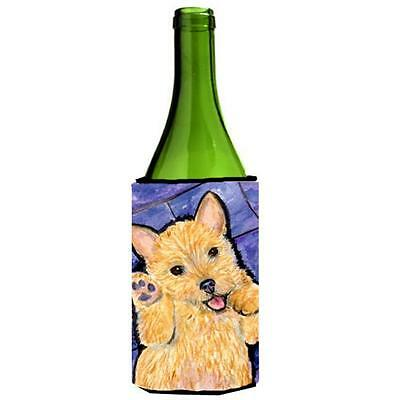 Carolines Treasures SS8911LITERK Norwich Terrier Wine Bottle Hugger 24 oz. • AUD 48.26