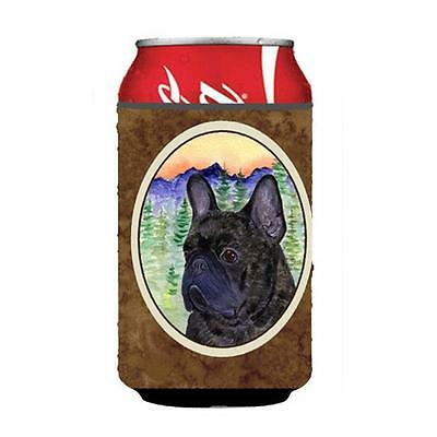 Carolines Treasures SS8257CC French Bulldog Can Or bottle sleeve Hugger 12 oz.