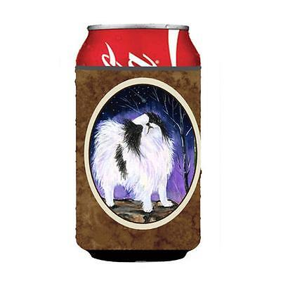 Carolines Treasures SS8070CC Japanese Chin Can Or Bottle Hugger 12 oz.