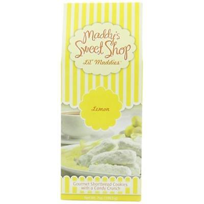 Flathaus Fine Foods 97866 Maddys Sweet Shop 7 oz. Lemon Cookies Pack of 6