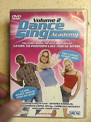 Dance and Sing Academy Vol.2  | UK DVD