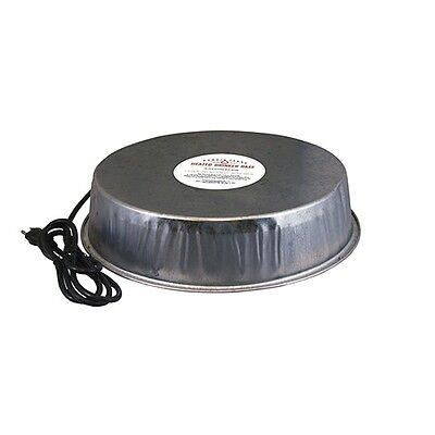Harris Heated Poultry Drinker Base #1236