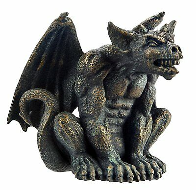 GARGOYLE # 803629 ~ New For 2015! MYTHICAL REALMS Free Ship/USA w/$25+Safari,Ltd