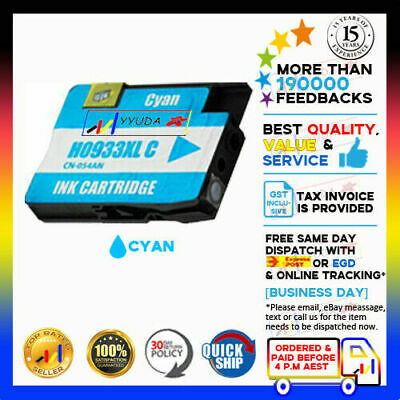 1x Compatible Ink Cartridge HP 932XL 933 933XL for Officejet 6700-H711a/H711n
