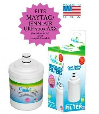 UKF7003 Compatible Maytag Jenn-Air Oasis Refrigerator Water Filter