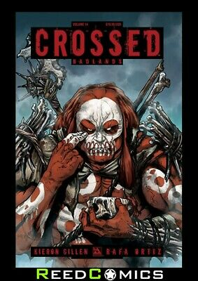 CROSSED VOLUME 14 GRAPHIC NOVEL New Paperback Collects Badlands #75-80