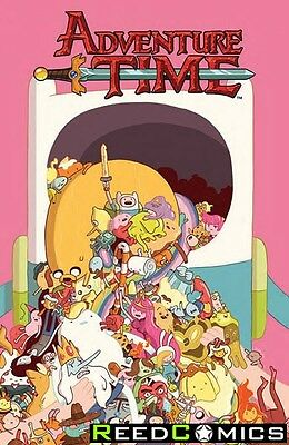 ADVENTURE TIME VOLUME 6 GRAPHIC NOVEL New Paperback Cartoon Network BOOM STUDIOS