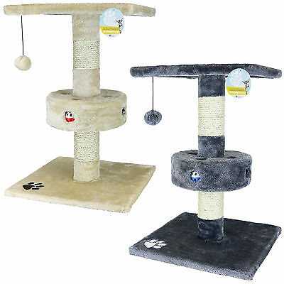 Me & My Cat/kitten Play & Climb Centre/scratching Post/tree/ball/sisal/scratch