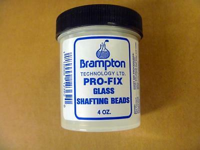 Golf Club Brampton Pro Fix Glass Shafting Beads For Epoxy Reshafting 4 Oz
