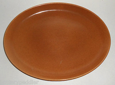 Russel Wright Pottery Iroquois Casual Ripe Apricot Platter