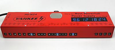 Yankee HS-M24 Power Supply BRAND NEW WITH WARRANTY FREE 2-3 DAY SHIPPING IN U.S.