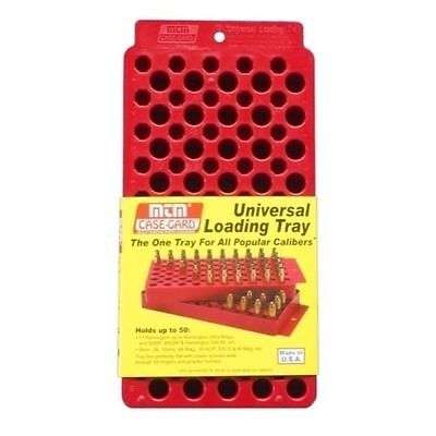 MTM Case Gard Universal Loading Tray Fits Most Calibers Loading Block LT150M-30