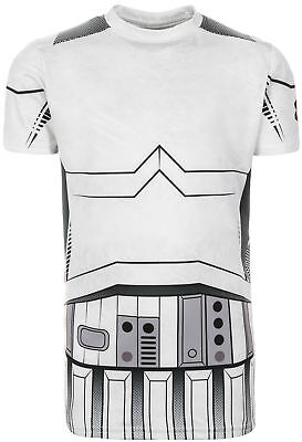 Under Armour Star Wars Storm Trooper Junior Compression Top