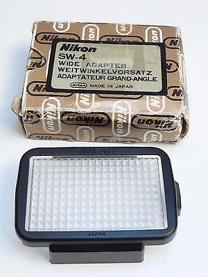Nikon SW-4 Wide Adapter Panel