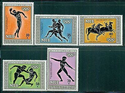Niue 1984 Olympic Games MNH
