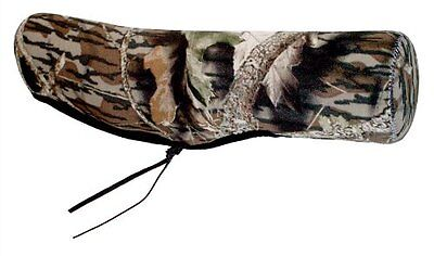 Op/Tech Medium Straight Spotting Scope Pouch for Camera - Nature