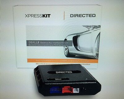 Xpresskit Dball2  Databus All Combo Bypass And Door Lock Module 2Nd Generation
