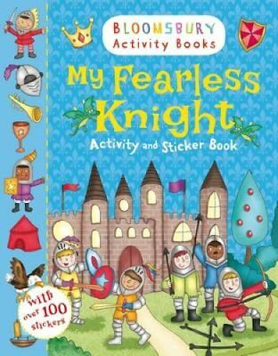 My Fearless Knight Activity and Sticker Book by Anonymous Anonymous...