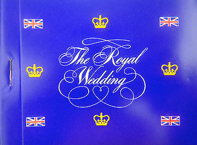 Australian Stamps: 1981 Royal Wedding - Prince Charles & Lady Diana Booklet