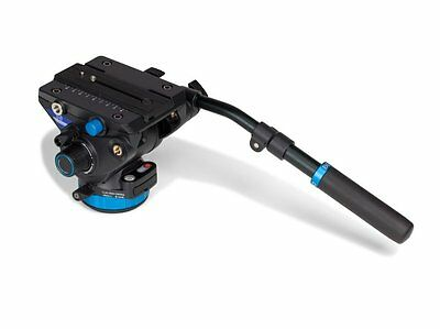 Benro S8 Video Tripod Head with Quick Release
