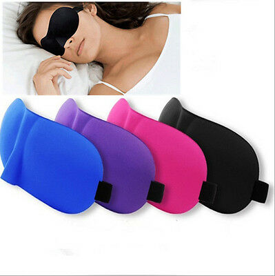 Dream Essentials 3D Eye Shade Escape Sleep Mask Comfort for Travel / Relaxation