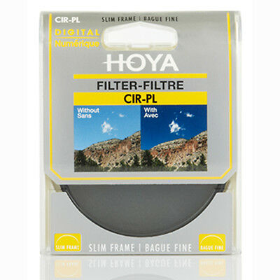 37mm HOYA CPL Circular Polarizer Slim Filter for Canon Nikon Sony Camera Lens