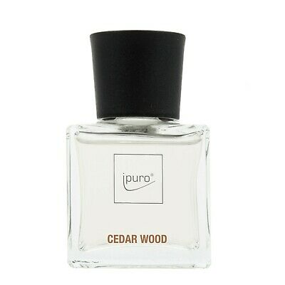 "ipuro Raumduft essentials line ""Cedar Wood"" im Diffusor (50 ml)"