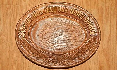 Multi Products Chicago Tray Dated 1954~Wall Hanging Or Table~
