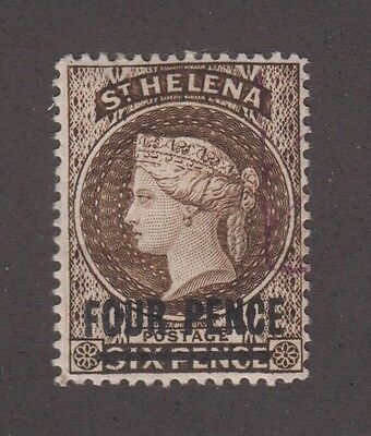 St. Helena #38 Used Vf