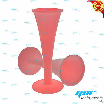 YNR Pinard Stethoscope Horn Fetoscope Baby Pink Medical Diagnostic Examination