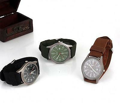 Luxury Fashion Mens Stainless Steal Watch New Casual Quartz Analog Watches Watch