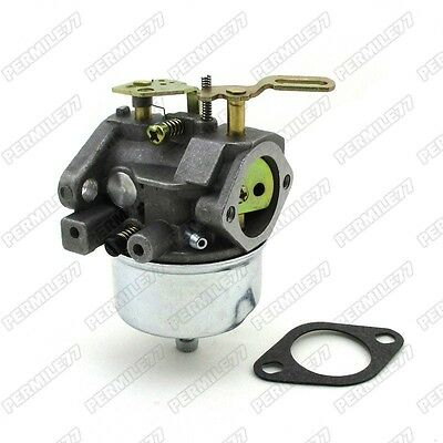 Carb Carburetor For Tecumseh 8HP 9HP 10HP HM80 HMSK80 HMSK90 Generator Chipper