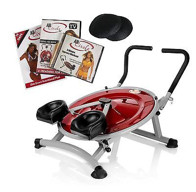 AB Circle Pro Abs And Core Home Exercise Fitness Machine + DVD   AB-CIRCLE-PRO