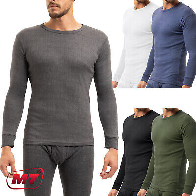 MT® THERMO LIGHT Langarm Shirt Herren Ski Thermowäsche Unterhemd M L XL XXL