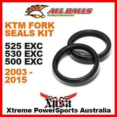 All Balls 55-131 Fork Seals Kit Ktm Exc 500 525 530 500Exc 525Exc 530Exc 03-2015