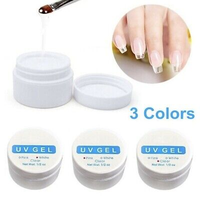 Lot Gel Uv Monophase 3 En 1 Nded 5 Ml Base Construction Finition Pour Ongles 48H