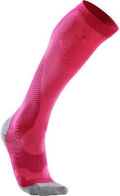 2XU Compression Performance Ladies Run Socks - Pink