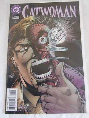 DC Comics Catwoman Comic #46 June 1997 NM (ref 224)