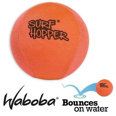 Waboba Surf Hopper Ball Pro Extreme Bounce On Water Outdoor Beach Pool Game 6047
