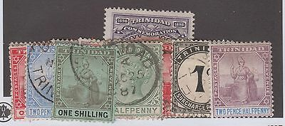 Trinidad Collection Remainder Mint & Used Scott Value $15.00+
