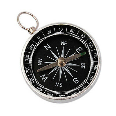 New Arrival! Mini Pocket Compass For Camping Hiking Outdoor Sports Navigation