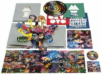 Mylo Xyloto (Special CD, Picture Vinyl, Pop-Up Book Edition) - Coldplay - (a3Q)