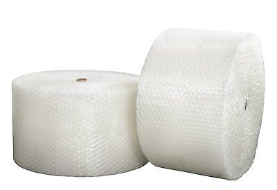 "Large Bubble Roll (Ship & Save Brand) 1/2"" x 125' x 12""  Bubbles Perforated Best"