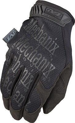 Guantes Mechanix The Original Black Gloves