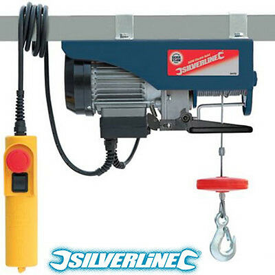 NEW 500w SCAFFOLD HOIST ELECTRIC  LIFTING WINCH 250KG