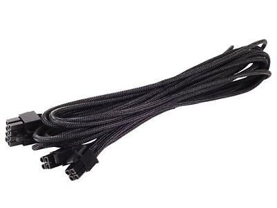 Silverstone Tek PP06B-EPS75 Sleeved EPS/ATX12V 750mm 8-Pin Cable